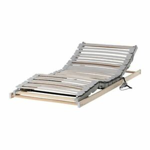 Adjustable Electric Single Bed