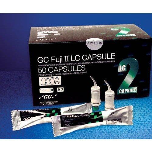 GC FUJI II LC CAPSULES A2 - 50/BX