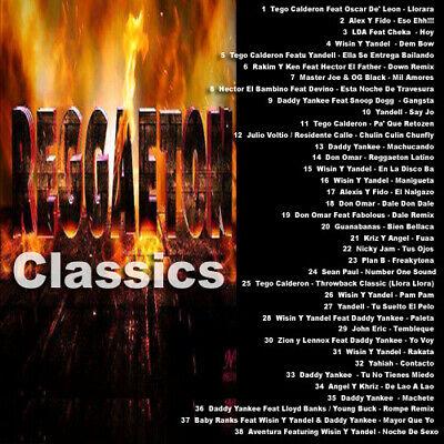 Best Of Reggaeton Classics Mix Edition Mixtape (Best Of Jay Z Mixtape)