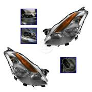 2008 Nissan Altima Coupe Headlights