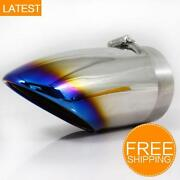 2012 Ford Focus Exhaust Tip