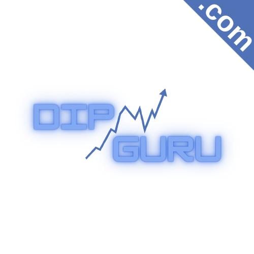 DIPGURU.com 7 Letter Catchy Brandable Premium Domain Name For Sale Godaddy - $69.00