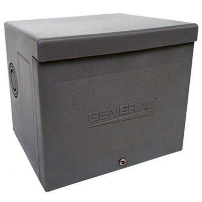 Generac 6337 30-amp 125250v Raintight Power Inlet Box
