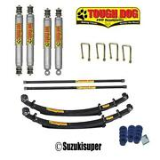 Hilux Suspension