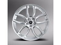 Range Rover Vogue Sport Discovery set of 4 22 inch Alloy Wheels Kahn 600 LE