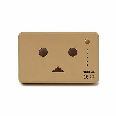 kt0877 New Cheero Power Plus 10400mAh USB Mobile Device Battery Yotsuba Danboard