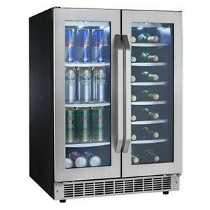 DANBY Dual Zone Built-In Beverage Center------NO TAX DEAL