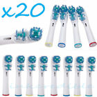 Oral-B Toothbrush Replacement Heads Multi-Color