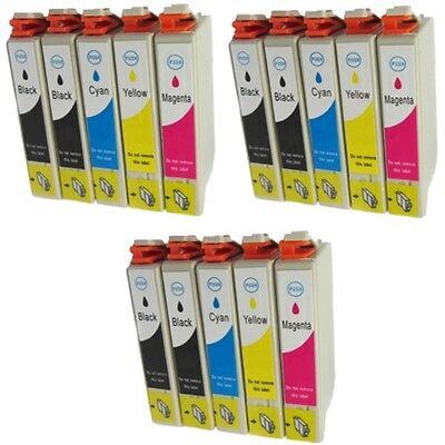 15 x Druckerpatronen für Epson Stylus Office BX305F BX305FW BX305FW Plus online kaufen