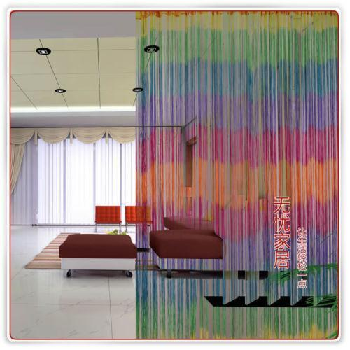 Rainbow Curtains Ebay
