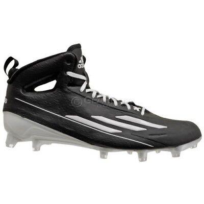 info for 5a690 90f88 ADIDAS ADIZERO 5 STAR 4.0 MID FOOTBALL CLEAT B54271 SZ 14 Brand New