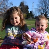 Nanny Wanted - Part-time Summer Nanny - April to the end of Augu
