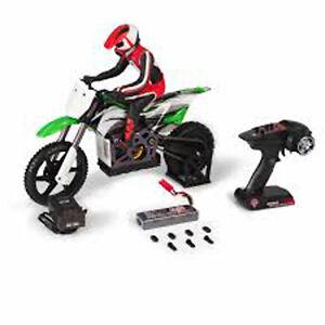 mx400bl motocross burstout brushless himoto 1 4 moto modellismo ebay. Black Bedroom Furniture Sets. Home Design Ideas