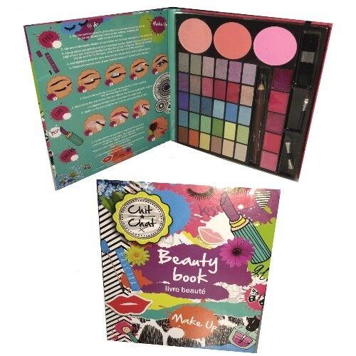 Chit Chat Teenager Beauty Book kosmetik make-up set 42 teilig