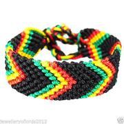 Rasta Friendship Bracelet