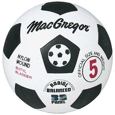 MacGregor® Rubber Soccer Ball - Size 3 - Rubber Soccer Ball