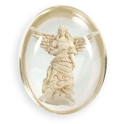 Guardian Angel Comfort Pocket Stone by AngelStar NEW  (8708)