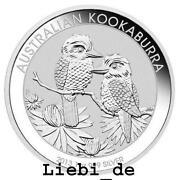 Kookaburra Silber 1oz