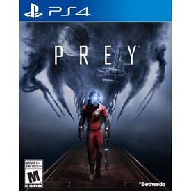 Prey PS4 BRAND NEW