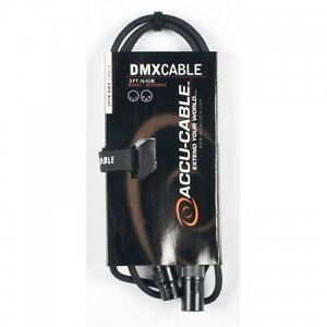 DMX cables - 3 pin XLR - call for quanity pricing