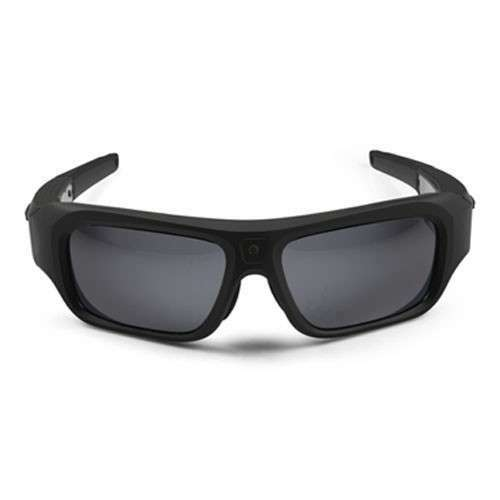 The Neurona 1080P camera glasses allow you to capture video and images