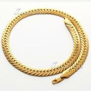Mens Gold Filled Necklace