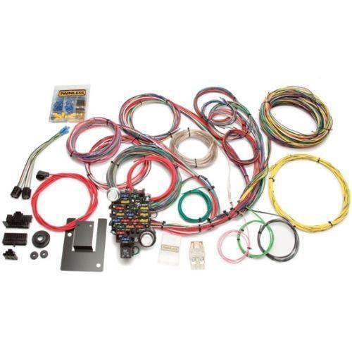 1955 chevy wiring harness | ebay chevy 350 distributor wiring diagram for 55 chevy