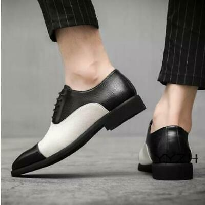 Details about  /39-45 Mens Dress Formal Business Shoes Pointy Toe Oxfords Work Office Wedding L