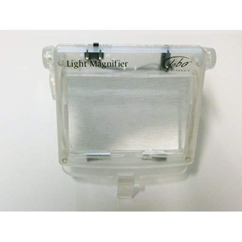 Light Magnifier For Nintendo Game Boy Advance Clear New For GBA Gameboy 6E