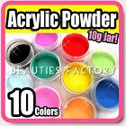 Acrylic Nail Art Glitter