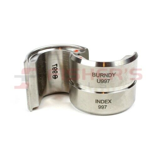 Burndy - Stainless Steel U Die Orange (Index 997)