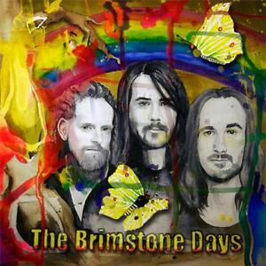 On A Monday Too Early To Tell von The Brimstone Days (2012)