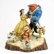Jim Shore Beauty and The Beast