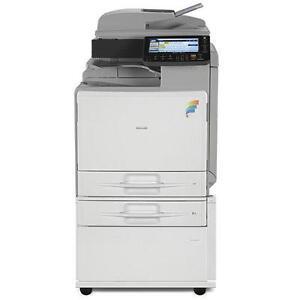 Ricoh MP C300 Color Copier Photocopier Printer Copy Machine - Colour Copiers on SALE - BUY LEASE RENT