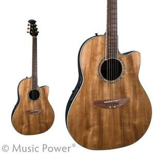 Ovation Celebrity Acoustic Electric Ebay