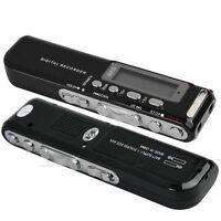 Registratore Vocale ,telefonico 8 Gb Audio Recorder Occultabile Microspia Spy -  - ebay.it