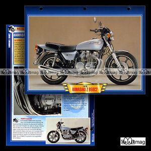 """#096.05 Fiche Moto KAWASAKI Z 650 C2 (Z650) 1978 Motorcycle Card 川崎 - France - État : Occasion : Objet ayant été utilisé. Consulter la description du vendeur pour avoir plus de détails sur les éventuelles imperfections. Commentaires du vendeur : """"Excellent état / Great condition"""" - France"""