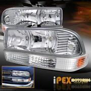 98 S10 Headlights