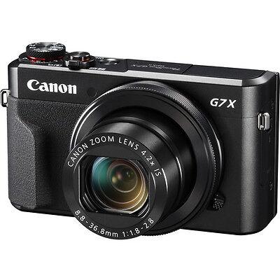 Canon PowerShot G7X Mark II Digital Camera BRAND NEW