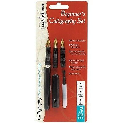 Manuscript Pen Manuscript Beginner Calligraphy Set
