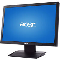 3 mint condition acer monitors of 19 inche for 60