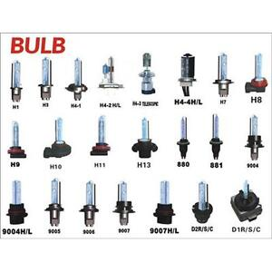 HID HEADLIGHT CONVERSION KIT - CANBUS HID BULB ACCESSORIES