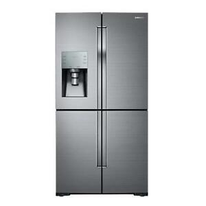 BRAND NEW FRIDGE SAMSUNG MOD. RF28K9070SR/AA STAINLESS STEEL WITH 1 YEAR WARRANTY!