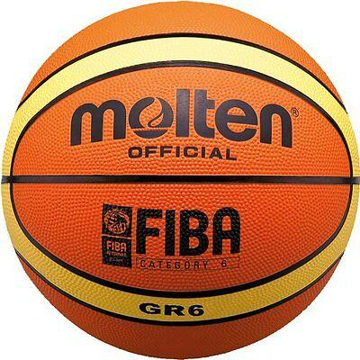 KIDS Basketball Molten BGR 6  105176