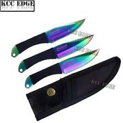 Titanium Throwing Knives