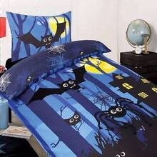 Cubby House Double Quilt set Nocturnal Ferntree Gully Knox Area Preview