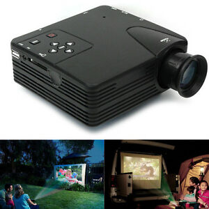 Home-Cinema-Theater-Multimedia-LED-LCD-Projector-HD-1080P-PC-AV-TV-VGA-USB-HDMI