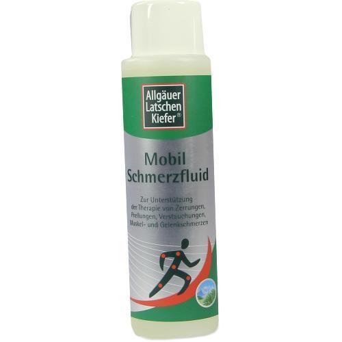 Allgäuer Latschenkiefer Mobil Schmerzfluid, 250 ml
