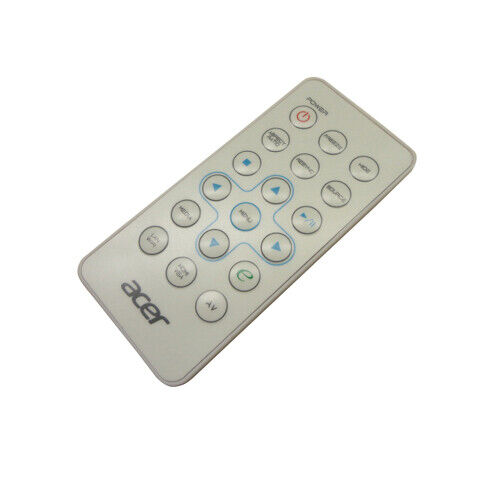 Acer K130 Replacement Projector Remote Control VZ.JE600.001 IR28012K5