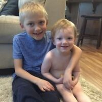 Nanny Wanted - Looking for a nanny for our two wonderful boys